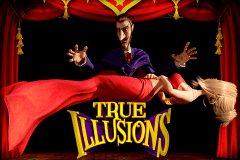 logo true illusions betsoft slot game
