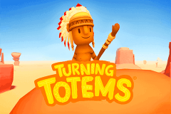 logo turning totems thunderkick