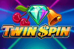 logo twin spin netent slot game
