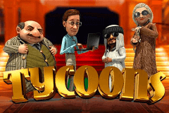 logo tycoons betsoft slot game