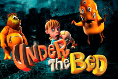UNDER THE BED BETSOFT SLOT GAME