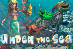 logo under the sea betsoft slot game