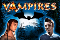 VAMPIRES MERKUR SLOT GAME