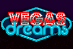 logo vegas dreams microgaming slot game