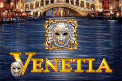 logo venetia gameart slot game