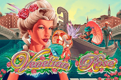 logo venetian rose nextgen gaming slot game