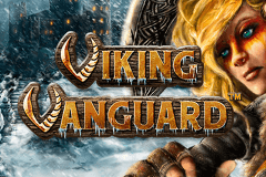 logo viking vanguard wms slot game