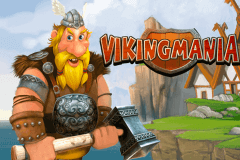 logo vikingmania playtech slot game