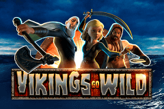 logo vikings go wild yggdrasil slot game