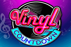 logo vinyl countdown microgaming slot game