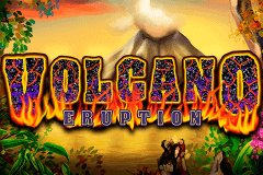 logo volcano eruption nextgen gaming slot game
