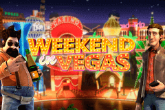 logo weekend in vegas betsoft slot game