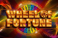 logo wheel of fortune igt slot game