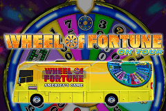 logo wheel of fortune on tour igt slot game
