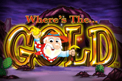 logo wheres the gold aristocrat slot game
