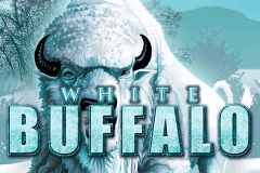 logo white buffalo microgaming slot game