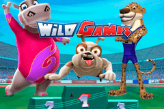 logo wild games playtech slot game