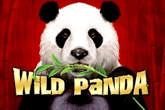 logo wild panda aristocrat slot game