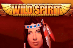 logo wild spirit playtech slot game
