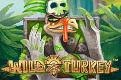 logo wild turkey netent slot game