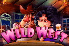 logo wild west nextgen gaming slot game