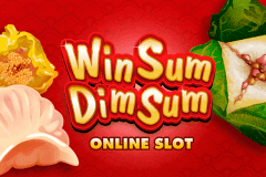 logo win sum dim sum microgaming slot game