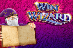 logo win wizard novomatic slot game