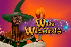 logo win wizards novomatic slot game
