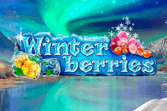 logo winterberries yggdrasil slot game