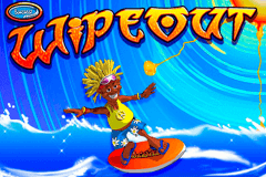 logo wipeout barcrest slot game