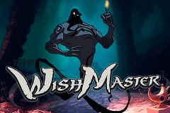 logo wish master netent slot game