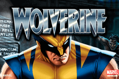logo wolverine playtech slot game