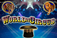 WORLD OF CIRCUS MERKUR SLOT GAME