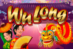 logo wu long playtech slot game