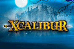 logo xcalibur microgaming slot game