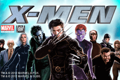 logo xmen playtech slot game