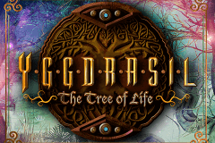 logo yggdrasil the tree of life genesis slot game