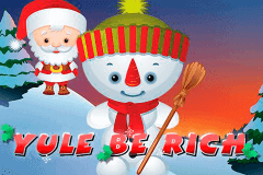 logo yule be rich 1x2gaming slot game