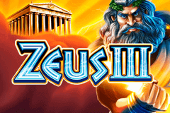 logo zeus iii wms slot game