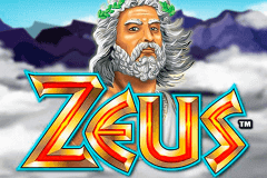 logo zeus wms slot game