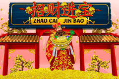 logo zhao cai jin bao playtech slot game