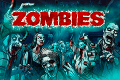 logo zombies netent slot game