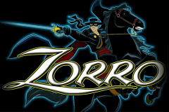 ZORRO ARISTOCRAT SLOT GAME