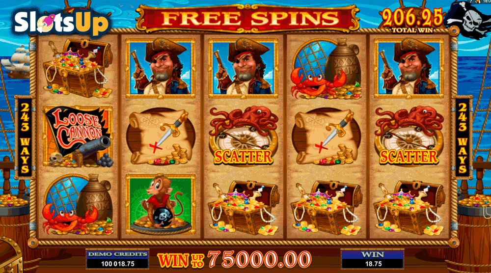 loose cannon microgaming casino slots