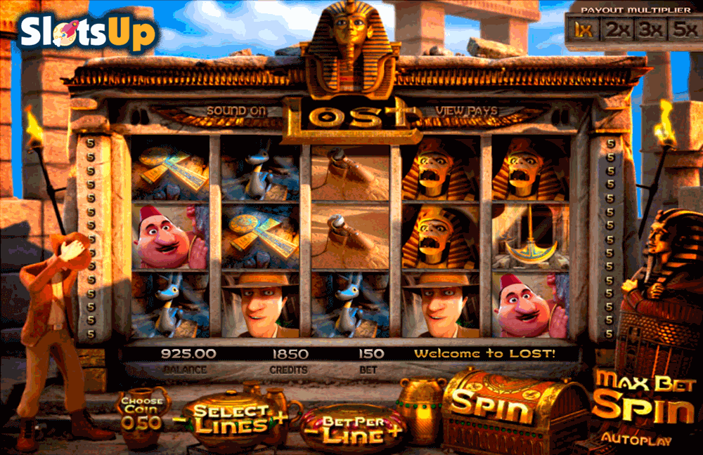 LOST BETSOFT CASINO SLOTS