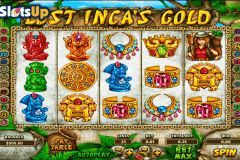 LOST INCAS GOLD TOPGAME CASINO SLOTS
