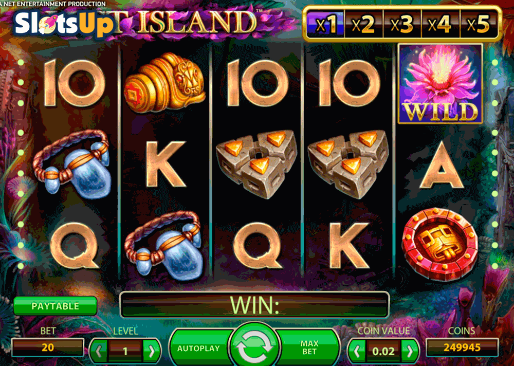 Lost Slots Free Play & Real Money Casinos