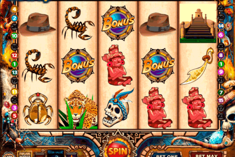 LOST RUINS TREASURE MULTISLOT CASINO SLOTS