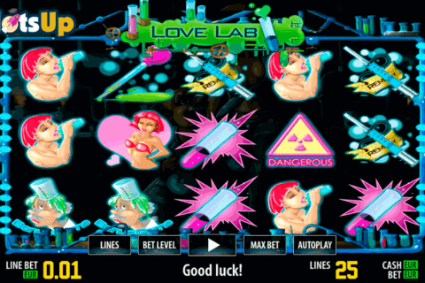 LOVE LAB HD WORLD MATCH CASINO SLOTS