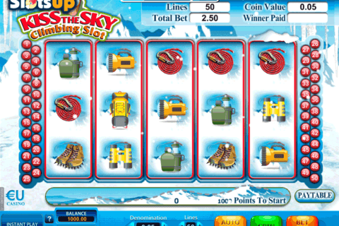 LOVE MACHINE SKILLONNET CASINO SLOTS